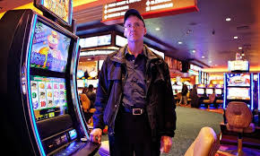 Not Betting a Dime, a 'Voucher Vulture' Cleans Up at the Slots - The New York Times
