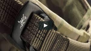 arc teryx leaf rigger s belt