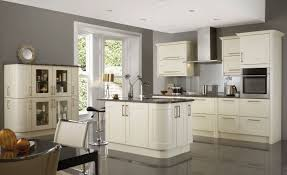 White Cabinets Grey Walls Kitchen Comely White Kitchen Cabinets With Grey Glaze Beautify