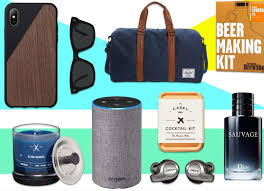best gift ideas for him 2018 gifts for men husband or boyfriend into