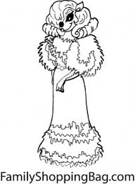 Small Picture Fancy Dress Up Cat Animals Coloring Pages Free Printable Ideas