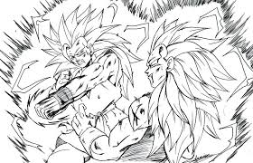 dragonball z coloring pages dragon ball free