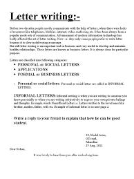 Letter Writing Sales Teachers
