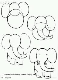 easy animal drawings for kids. Plain Kids Easy Animal Drawings For Kids Step By 71 Best Animales Images On  Pinterest Of Throughout For