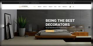 Interrio  WordPress Theme for Architecture, Construction and Interior  Design