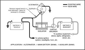 multi battery isolator wiring diagram images battery isolator battery wiring diagram dual isolator