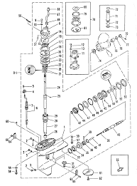 Mariner outboard parts diagram new mercury mariner 30a 689 and up