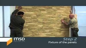 Small Picture Stone Walls exterior and interior stone designs Step 2 of 5
