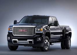 2018-GMC-Denali-3500HD-facelift | Cool Cars | Pinterest | Gmc sierra ...