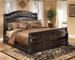 ashley king bedroom set. suzannah king sleigh bed by signature design ashley bedroom set