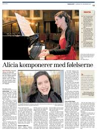 Alicia Sevilla - A professional music composer blog