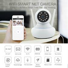 details about 1080p wireless wifi ip cctv security baby monitor cam pan tilt