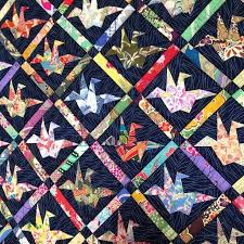 29 best crane quilts images on Pinterest | Paper, Babies rooms and ... &