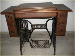Singer Sewing Machine Cabinets Antique | Home Design Ideas