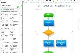 Basic Flowchart Visio Basic Flowchart Shapes Definitions Ocsports Co