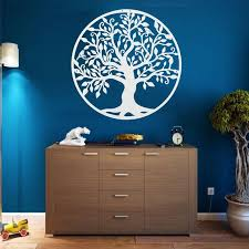 metal family tree decor metal wall art