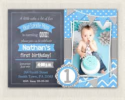 2nd birthday party invitations boys blue chalkboard invitations 1st 2nd birthday invitation