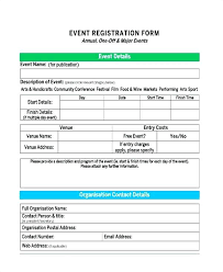 Order Form Word Template Interesting Free Hotel Registration Form Template Event Sample Guest Word R