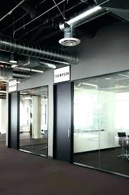 industrial office decor. Beautiful Industrial Modern Office Decor Industrial Lighting  Fascinating Design Meeting Rooms With Glass  For I