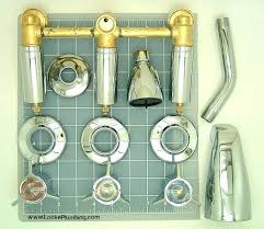 double handle shower faucet how to replace two handle shower valve delta two handle shower faucet