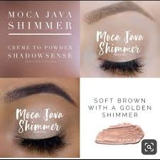 Shadowsense Color Chart 2018 Moca Java Shimmer Shadowsense