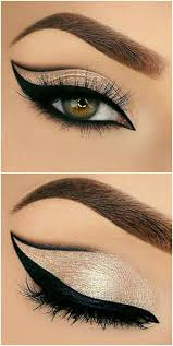 then in that case don t blend it out doing this makes your eyes sparkle and is an easy way to pensate when you haven t done much eye makeup