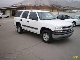 2004 Summit White Chevrolet Tahoe LS 4x4 #27851062 Photo #4 ...