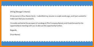 ... Best Solutions of Sample Email For Sending Resume To Hr Also Free ...