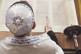 a bar mitzvah is a celebration of a jewish boy s transition to manhood