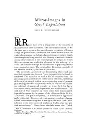 mirror images in great expectations nineteenth century literature pdf extract preview