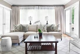 view in gallery contemporary living room in white and grey with potted plant for contrast bedroom grey white
