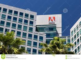 adobe systems headquarters in silicon valley royalty free stock image adobe offices san jose san