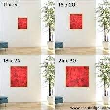 16 x 24 frame poster