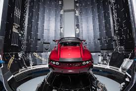 tesla car in space live. is the tesla roadster flying on falcon heavy\u0027s maiden flight just space junk? car in live s