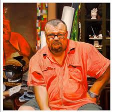 Opening A Unicorn Shop: Obituary:Troy Dalton Local Painting Legend