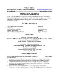 English Resume Example Team Leader Resume Supervisor Cv Example