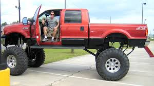Study Finds Men With Large Trucks Have Smaller Penises & Are Less ...