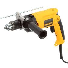 Dewalt 1 2 In Variable Speed Reversible Hammer Drill