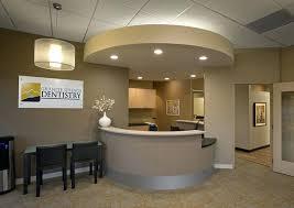 office front desk design design. Front Office Desks Endearing Dental Reception Desk Designs Design Ergonomics Clerk Job Description E