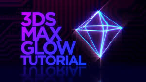 Vray Neon Light Tutorial Glowing Objects In 3ds Max Tutorial 3ds Max Tutorials 3ds