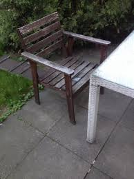 Duct tape furniture Design Town Apartments Checkpoint Charlie Garden Furniture Repaired With Duct Tape Tripadvisor Garden Furniture Repaired With Duct Tape Picture Of Town