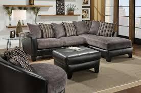 Velvet Living Room Furniture Fascinating Furniture For Living Room Decoration Using Black And
