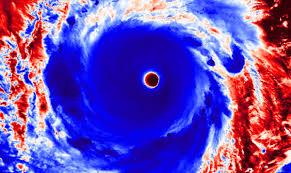 Monster CAT 5 Super Typhoon Mangkhut to cross north Luzon on ...