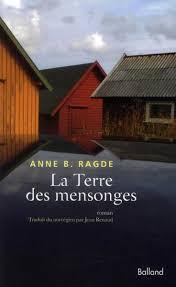 LA TERRE DES MENSONGES ( la trilogie des Neshov 1/3) (couverture)