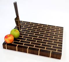 Cutting Board Patterns Delectable Build An End Grain Cutting Board Brick Wall Pattern YouTube