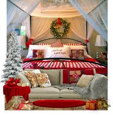 opulent design christmas bedroom decor diy lights decorations door