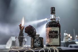 Even though rum is traditionally made by distilling and fermenting sugar cane juice or molasses the sugars are left behind as a byproduct of the distilling process where liquid is turned to vapor and then back to liquid once again. Kraken Rum Launches Sea Shanty Competition For Valentine S Day Hospitality Review Ni Hospitality Review Ni