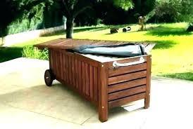 patio storage bench wicker storage bench patio storage bench outdoor wicker storage bench white outdoor storage