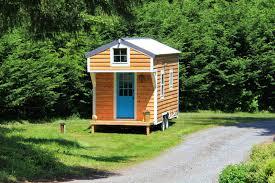 tiny house builders washington. Delighful Tiny Bluedoortinyhouse1 To Tiny House Builders Washington O