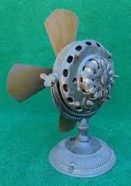 general electric 12 beaded base 4 blade electric desk fan